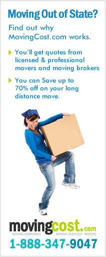 Advantage | MovingCost.com